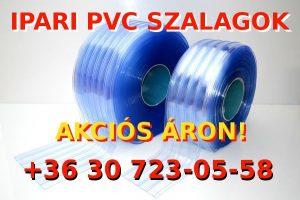 Ipari PVC szalag akciós áron!