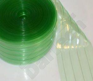 bordázott, normál, lágy, átlátszó ipari PVC szalag